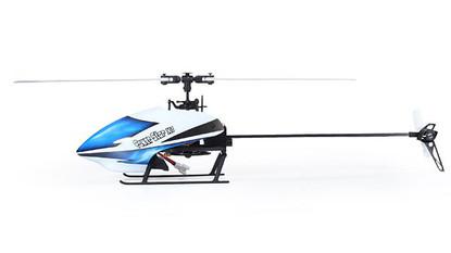Радиоуправляемый вертолет WLToys V977 6CH 2.4GHz 3D FBL CP BL