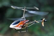 Вертолет на радиоуправлении для полетов по камере Invader Helicopter Hubsan-фото 5
