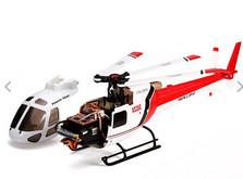 Радиоуправляемый вертолет WLТoys V931 6CH 2.4GHz FBL CP BL-фото 1