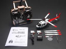 Радиоуправляемый вертолет WLТoys V931 6CH 2.4GHz FBL CP BL-фото 9