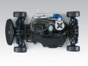 Радиоуправляемая машина для дрифта TOMAHAWK MX FORD GT-фото 2