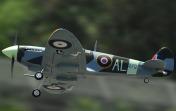 Модель самолета на радиоуправлении Supermarine SPITFIRE-фото 7