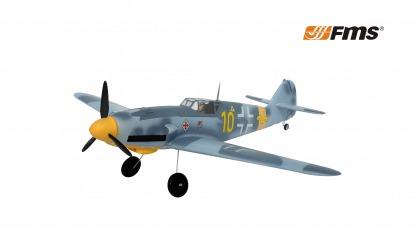 Радиоуправляемая модель самолета Messerschmitt Bf.109G