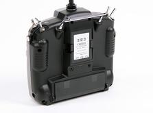 16-канальная радиоаппаратура FrSky Taranis с поддержкой телеметрии , приемником X8R и алюминиевым кейсом-фото 4