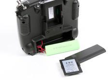 16-канальная радиоаппаратура FrSky Taranis с поддержкой телеметрии , приемником X8R и алюминиевым кейсом-фото 5