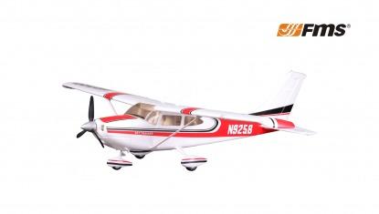 Модель самолета на радиоуправлении  Cessna 182 RTF 1100 мм