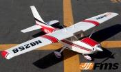 Модель самолета на радиоуправлении  Cessna 182 RTF 1100 мм-фото 1