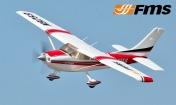 Модель самолета на радиоуправлении  Cessna 182 RTF 1100 мм-фото 5