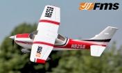 Модель самолета на радиоуправлении  Cessna 182 RTF 1100 мм-фото 7
