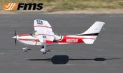 Модель самолета на радиоуправлении  Cessna 182 RTF 1100 мм-фото 9