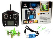 Радиоуправляемый квадрокоптер WL Toys V272 Velocity Nano-фото 5