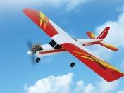 Тренировочная радиоуправляемая модель самолета TIGER TRAINER MKIII ARF-фото 3