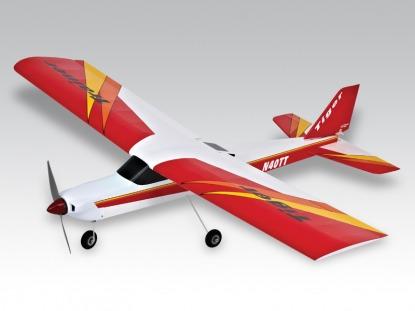 Тренировочная радиоуправляемая модель самолета TIGER TRAINER OBL 2.4GHz Mode 2