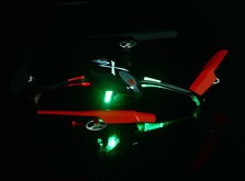 Радиоуправляемый квадрокоптер WLToys V636 Skylark с видеокамерой-фото 4