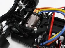 Радиоуправляемый автомобиль Team Magic E4JR Mitsubishi Lancer X 1:10 (шоссе)-фото 8