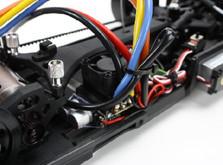 Радиоуправляемый автомобиль Team Magic E4JR Mitsubishi Lancer X 1:10 (шоссе)-фото 9