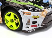 Радиоуправляемый автомобиль HPI Ken Block WR8 Flux w\Ford Fiesta H.F.H.V. body 1:8-фото 3