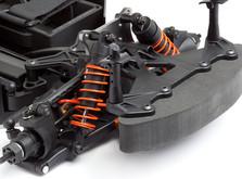 Радиоуправляемый автомобиль HPI Ken Block WR8 Flux w\Ford Fiesta H.F.H.V. body 1:8-фото 6