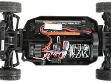 Радиоуправляемый автомобиль HPI E10 2014 Ford Mustang 1:10-фото 5