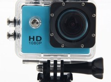 Экшн-камера SJCam SJ4000 (синяя)-фото 1
