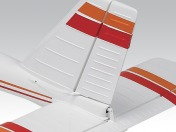 Модель самолета на радиоуправлении Thunder Tiger READY 40 Kit-фото 3