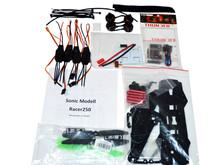 Набор для сборки радиоуправляемого гоночного квадрокоптера Sonic Modell Racer 250 KIT-фото 4