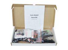 Набор для сборки радиоуправляемого гоночного квадрокоптера Sonic Modell Racer 250 KIT-фото 5
