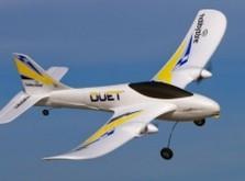 Летающая авиамодель для начинающих Hobbyzone Duet RTF  2,4 ГГц-фото 1