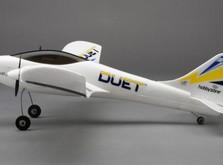 Летающая авиамодель для начинающих Hobbyzone Duet RTF  2,4 ГГц-фото 2