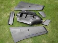Летающее крыло для FPV Skywalker X8 KIT-фото 5
