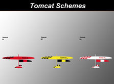 Планер с электродвигателем RCRCM Electric Tomcat (full carbon) KIT  2600мм-фото 5