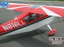Самолет X-UAV Decathlon PNP (бесколлекторный электро)-фото 4
