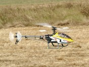 Радиоуправляемый вертолёт mini Titan E325 2.4G Super Combo-фото 7