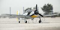 Радиоуправляемая модель-копия самолета Top RC Focke-Wulf FW190B 1200mm RTF