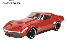 Радиоуправляемый автомобиль Vaterra Custom Chevrolet Corvette Stingray 1969 1:10 RTR-фото 4