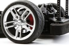Радиоуправляемый автомобиль Vaterra 2014 Chevrolet Corvette Stingray 1:10 RTR-фото 14