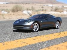 Радиоуправляемый автомобиль Vaterra 2014 Chevrolet Corvette Stingray 1:10 RTR-фото 4
