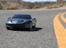 Радиоуправляемый автомобиль Vaterra 2014 Chevrolet Corvette Stingray 1:10 RTR-фото 5