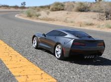 Радиоуправляемый автомобиль Vaterra 2014 Chevrolet Corvette Stingray 1:10 RTR-фото 6