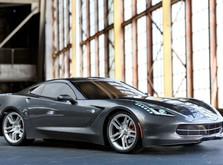 Радиоуправляемый автомобиль Vaterra 2014 Chevrolet Corvette Stingray 1:10 RTR-фото 1