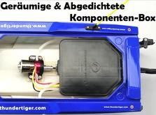 Радиоуправляемый катамаран Thunder Tiger Desperado JR.-фото 6