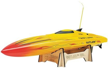 Радиоуправляемый скоростной катер Thunder Tiger Outlaw JR.
