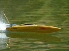 Радиоуправляемый скоростной катер Thunder Tiger Outlaw JR.-фото 9