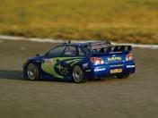 Радиоуправляемая автомодель SPARROWHAWK VX IMPREZA WRC 07-фото 1