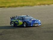Радиоуправляемая автомодель SPARROWHAWK VX IMPREZA WRC 07-фото 2