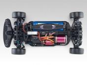 Радиоуправляемая модель SPARROWHAWK DX II R-35 GRAY-фото 4