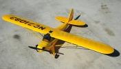Самолёт на радиоуправлении Piper J3 Cub-фото 7