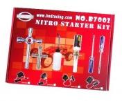 Комплект для запуска ДВС BSD Nitro Starter Pack