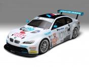Радиоуправляемая автомодель SPARROWHAWK DX II BMW M3 GT-2