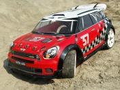 Машина на радиоуправлении ER-4 G3 MINI WRC11-фото 3